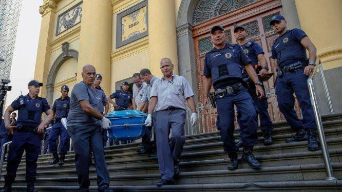Mineiro está entre as vítimas do atirador da catedral de Campinas
