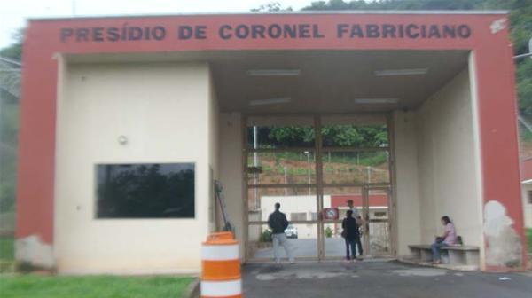 PM apreende maconha e celular em presídio de Coronel Fabriciano, MG
