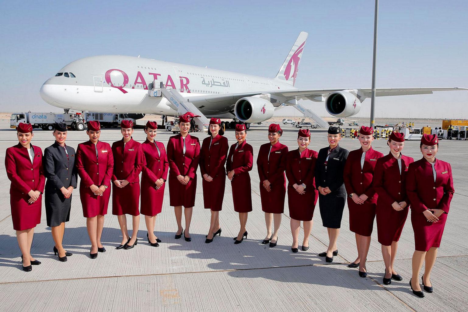 Qatar airways busca comissrios em minas gerais stopboris Image collections