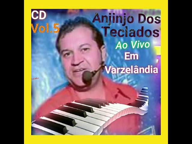 cd completo anjinho dos teclados
